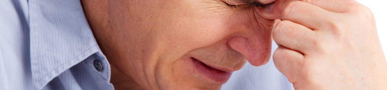 Синусит носовой пазухи 2