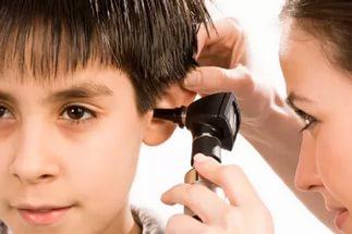 Снижение слуха у детей 2