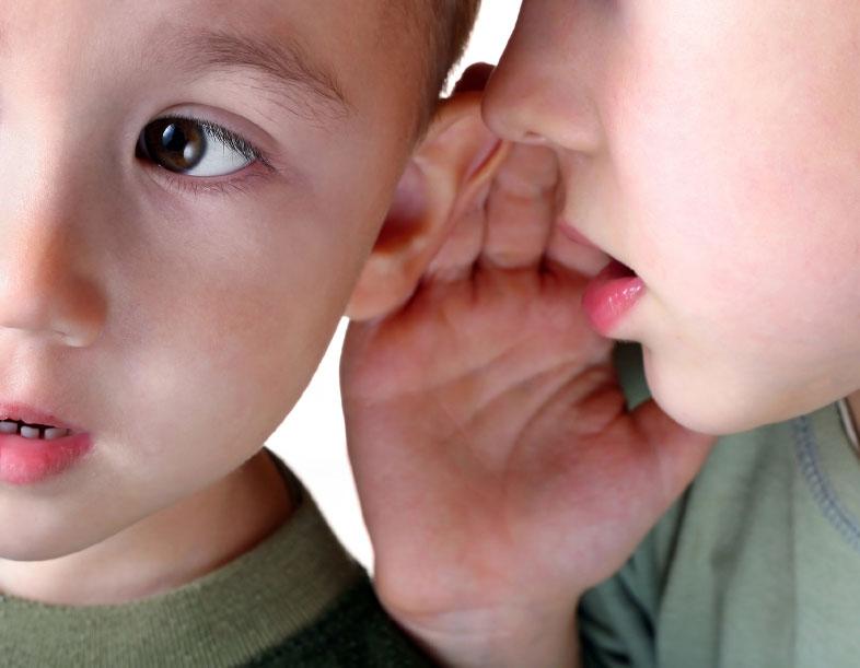 Снижение слуха у детей 3